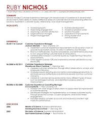 Objective Resume For Customer Service Retail Resume Objective Sample Retail Manager Resume Examples