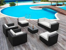 Outdoor Sectional Sofas Sectionals  Modern Patio Furniture - Modern outdoor sofa sets 2
