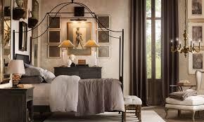 masculine shabby chic bedroom i do not live in builder beige