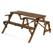 Convertible Picnic Table Bench Adjustable Picnic Table Bench Plans How To Build A Good One Pics