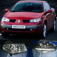 renault megane 2006 7701063256 headlights with lens for renault megane 2006 2007 in