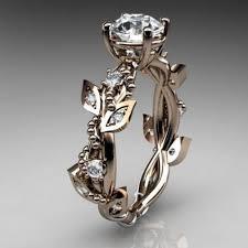 diamond king rings images Designer king diamond rings 14kt rose gold diamond leaf vine jpg