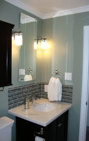 backsplash bathroom ideas 22 best bathroom backsplash ideas images on bathroom