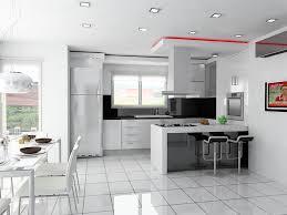 White Kitchen Cabinets With White Backsplash Kitchen Recessed Downlights Also White Kitchen Cabinet With Sink