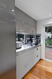 cuisine blanche et grise indogate com decoration interieur peinture cuisine
