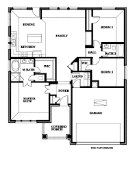 Cannon House Office Building Floor Plan by Paintbrush Ii Home Plan By Bloomfield Homes In Classic Series