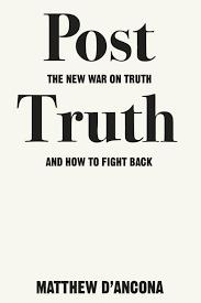 Evan Davis Blind Post Truth By Evan Davis Post Truth By Matthew D U0027ancona Post
