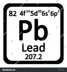 element 82 periodic table periodic table element lead icon on stock vector hd royalty free
