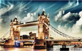 d oration chambre peinture personnalisé photo 3d chambre papier peint bridge