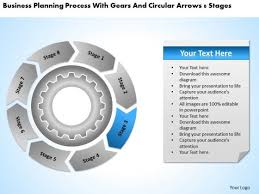 circular arrows powerpoint templates slides and graphics