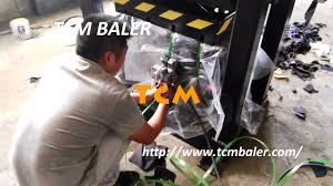 textile baler used clothes presser in bales second clothing