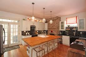 47 brick kitchen design ideas tile backsplash accent walls brick