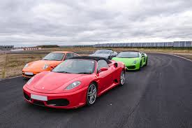ferrari supercar supercar driving experience track days virgin experience days