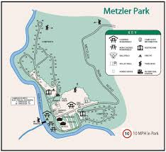Forest Park Portland Map by Metzler Park Campground Near Portland Oregon