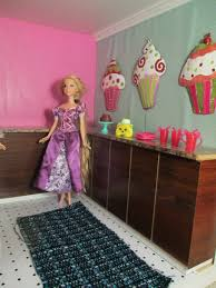 Barbie Dollhouse Plans How To by Kruse U0027s Workshop Building For Barbie On A Budget