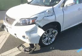 lexus rx450h singapore video of google u0027s self driving car accident business insider