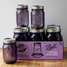 cookistry u0027s kitchen gadget and food reviews purple canning jars