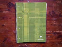 design home book clairefontaine clairefontaine spiral bound notebook a4 seyes french ruled