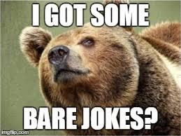 Jokes Meme - bear jokes imgflip