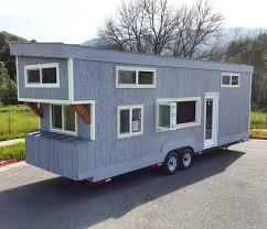 Tiny House On Gooseneck Trailer trailers archives tiny house basics