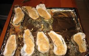 cuisiner les huitres recette huîtres chaudes 750g