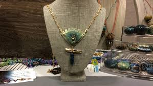colored necklace display images Demystifying metalwork facet jewelry making jpg