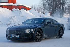 bentley continental rims spy photos specs of new 2018 bentley continental gt by car magazine