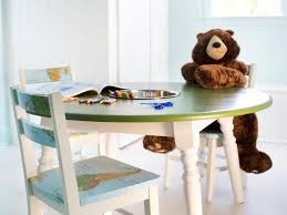 repurposed dining table how to repurpose a dining table into a kids activity table how