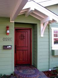 Front Door Awnings Wood Front Door Awnings The Newest Diy Addition To The Weekndr Abode A