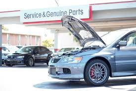 a brand new 2006 mitsubishi evolution mr is currently for sale on