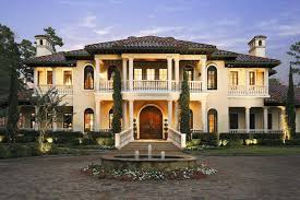 mediterranean style houses mediterranean style homes in the offer resort style living