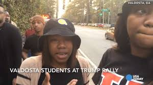target black friday valdosta ga black students ejected from trump rally in ga