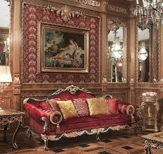 Empire Style High End Sofa - Empire style interior design