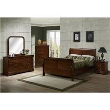 Marseille Bedroom Furniture Austin Group Marseille Queen Sleigh Bed With Curved Posts Great