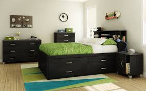 Bedroom With Furniture South Shore Lazer Full Captain Bed With Storage U0026 Reviews Wayfair