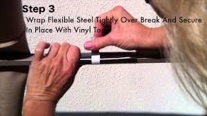 Aluminum Patio Umbrella by Patio Umbrella Rib Repair For Aluminum Ribs Repair Kit