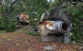photos tornado damages homes knocks trees in manzanita kval