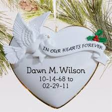 ornaments to personalize personalized christmas ornaments giftsforyounow