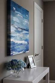 Above Window Shelf by How To Style A Console Table Or Shelf