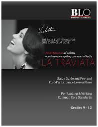 la traviata study guide by boston lyric opera issuu