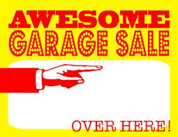 Printable Halloween Signs by Diy Printable Awesome Garage Sale Signs