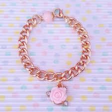 flower charm bracelet images Flower charm bracelet pinkbutterflybella jpg