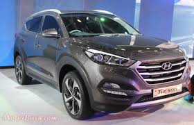 hyundai tucson 2016 colors tucson will be hyundai u0027s 3rd suv in india launch later this year