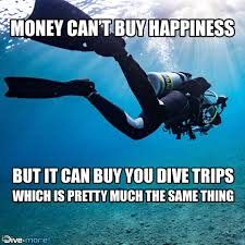 Scuba Meme - trev em neal diving home facebook