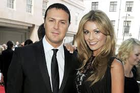 does paddy mcguiness use hair products paddy mcguinness wife who is christine martin ok magazine