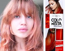 How To Wash Hair Color Out - 5 hair and beauty trends ready to hit 2017 the edit