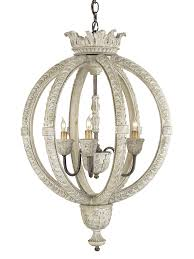 dining room cass orb chandelier luxe with four lights for