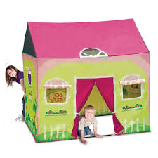 amazon com pacific play tents kids cottage play house tent