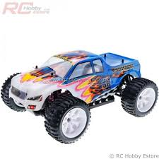 hsp brontosaurus electric 4wd road rtr rc monster truck 2 4ghz