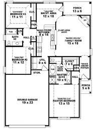 3 bedroom 2 bath 1 story floor plans memsaheb net